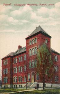 Tilford Collegiate Academy - Vinton, Benton County, Iowa - DB