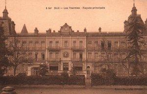Les Thermes,Façade,Dax,France BIN