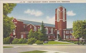 Tennessee Johnson City First Methodist Church