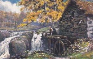 BETTWS-Y-COED, Wales, UK, 1900-10s; Panty Mill, TUCK # 7198