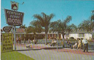 Florida St Petersburg Kentucky Derby Motel