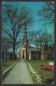 North Carolina, Charlotte - First Presbyterian Church - [NC-058]