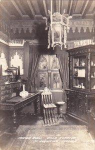 Florida St Augustine Villa Zoraya Prayer Room Real Photo
