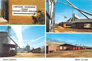 Plains, Georgia - Carter's Warehouse