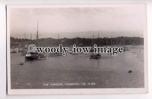 iw0194 - Isle of Wight - Yarmouth Harbour - postcard by Dean