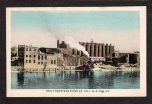 ME Great Northern Paper Mill Factory MADISON MAINE PC