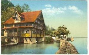 Vierwaldstattersee Lake, Treib, Switzerland, 00-10s