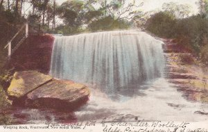 Weeping Rock, WENTWORTH , New South Wales , Australia , PU-1905