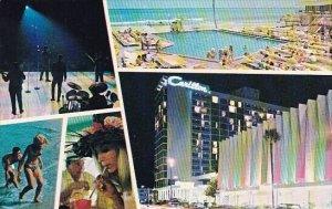 Florida Miami Beach The Carillon Hotel With Pool
