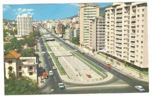 Avenida Libertador, Caracas, Venezuela, 1940-1960s