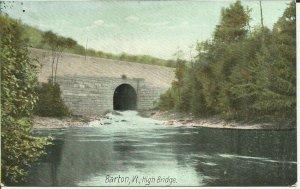 Barton, Vt., High Bridge, Hugh C. Leighton
