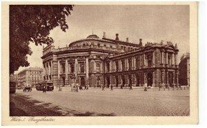 Wien I. Burgtheater, Autriche, non circulée  (6139)