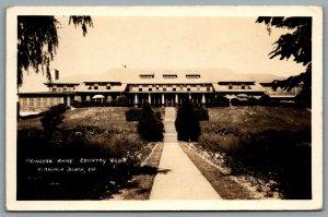 Postcard RPPC c1940 Virginia Beach VA Princess Anne Country Club