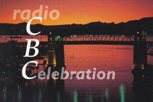 A Radio CBCelebration Chan Centre For The Performing Arts Vancouver