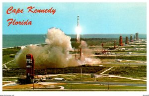 Florida Aerial View Cape Kennedy