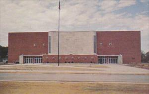 Indiana Elkhart North Side High School Gymnasium Largest In The World