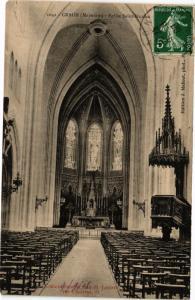 CPA CRAON.- Eglise saint nicolas  (191056)