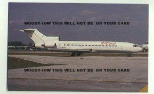 ac319 - Avatlantic Boeing 727-247 , N324AS - postcard