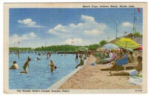 Beach Front, Indiana Beach, Shafer Lake