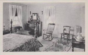 Michigan Farmington A Guest Room At The Botsford Tavern Albertype