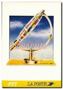 Modern Postcard THE Post International Money Transfer (Patrick Martin Grafy)