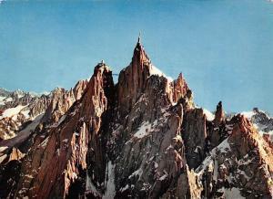 France Chamonix Mont Blanc, L'Aiguille du Midi, La plus haut Teleferique