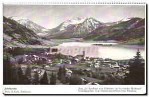 Old Postcard Schliersee
