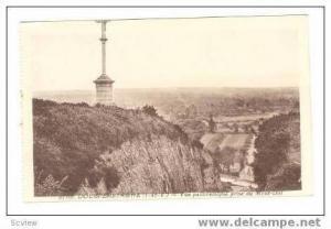 Vue panoramique prise du Mont-Dol, Dol-de-Bretagne, France, 10-30s