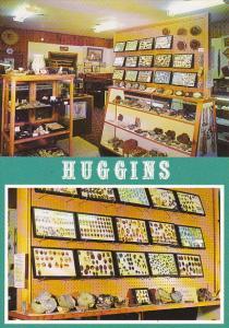 Interior Huggins Handicraft Jewelry Shop Kaslo British Columbia Canada