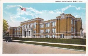 Ohio Xenia High School Curteich