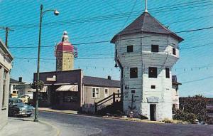 The Bastion, Nanaimo, British Columbia, Canada, 1940-1960s