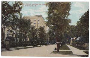 North St. Buffalo NY