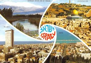 Israel Jordan River and Mt Hermon, Haifa  Jordan River and Mt Hermon, Haifa