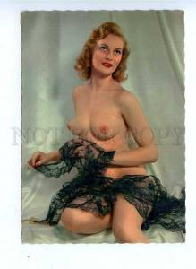179528 PIN UP Young Woman Old Picard Paris PHOTO color PC