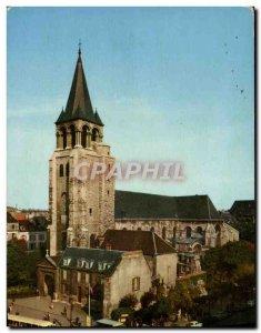 Modern Postcard The Paris Saint Germain & # 39Eglise