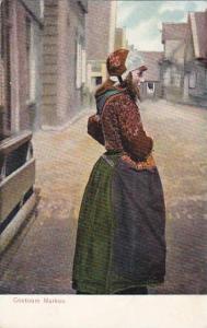 Costuum Marken Dutch Girl In Native Costume