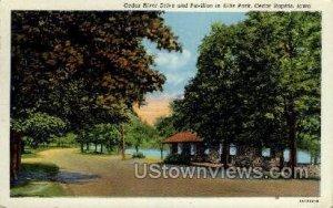 Cedar River Drive, Pavilion - Cedar Rapids, Iowa IA