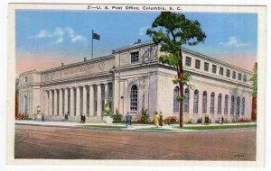 Columbia, S. C., U. S. Post Office