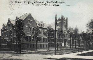 ZANESVILLE , Ohio , 00-10s ; High School Buildings