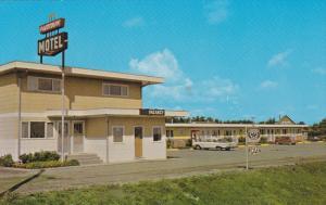 Parkway Motel, PINCHER CREEK, Alberta, Canada, 40-60´