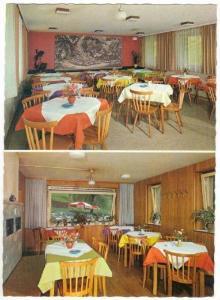 Gasthouse - Pension  ZUM STILLEN TAL , Neustadt/Weinstrasse, Germany 1950-70s