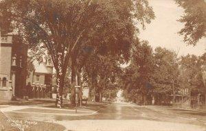 LP51   Michigan City Indiana Vintage Postcard RPPC