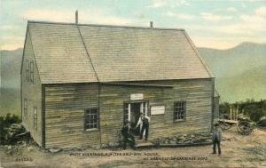 Atkinson Half Way House 1915 WHITE MOUNTAINS NEW HAMPSHIRE postcard 5047