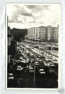 malay malaysia, KUALA LUMPUR, Street Scene (1970) RPPC