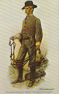 Military Uniforms The Cavalryman Museum Of The Confederacy Richmond Virginia