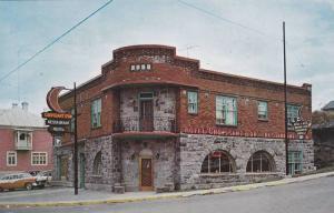 Hotel et Restaurant Croissant d'Or Riviere Du Loup, Quebec, Canada, 40-60s