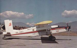 Royal Nepal Airline Airplane , 40-60s