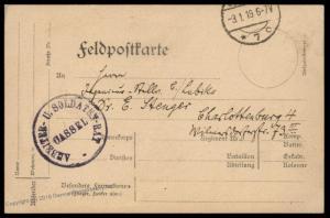 Germany 1919 Revolution Cassel Arbeiter und Soldatenrat Sailors Revolt Fel 87319