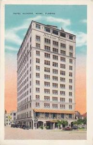 Hotel Alcazar, Miami, Florida, 00-10s