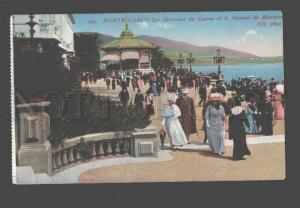 089707 MONACO Monte Carlo Les Terrasses du Casino Vintage PC